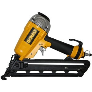 DeWALT D51276K 1-Inch to 2-1/2-Inch Angled Finish Nailer