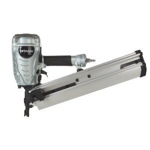 Hitachi NR90AEPR 3-1/2-Inch Full-Head Framing Strip Nailer